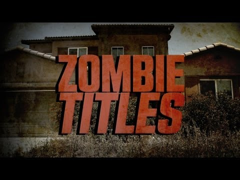 Zombie Titles - More Horrifying Than Home Foreclosure