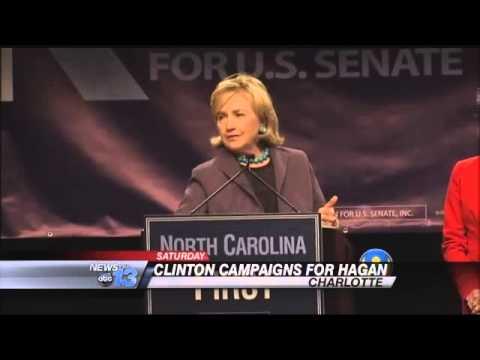 Candidate Profile: Sen. Kay Hagan