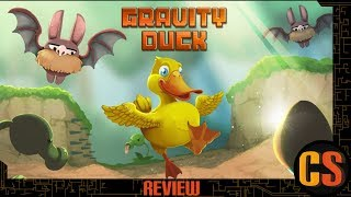 GRAVITY DUCK - PS4 REVIEW (Video Game Video Review)