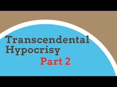 Transcendental Hypocrisy - Part 2 | Amarendra Dāsa |