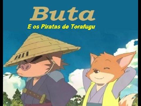 Buta - E os Piratas de Torafugu