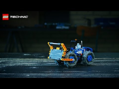 Ready for Action! Dozer Compactor – LEGO Technic - 42071