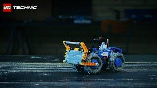 Ready for Action! Dozer Compactor – LEGO Technic - 42071
