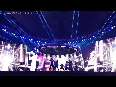 Global Village Dubai 2017 Main Stage City Jam performance