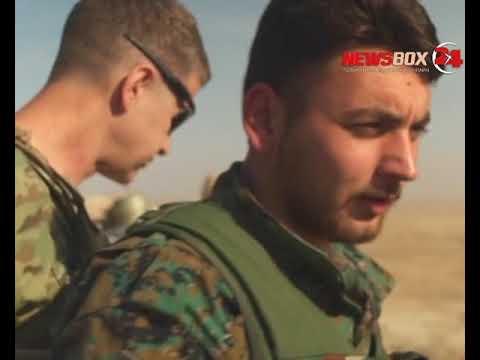 CNN опубликовало видео авиаудара, во время которого погибли российские наемники в Сирии