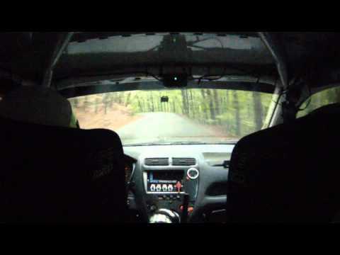 Rally Sprint Vranov Nad Topľou 2015 - RS2 - Banské-Herľany