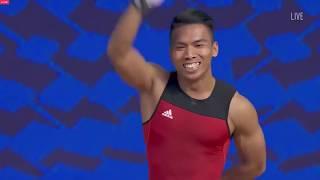 2018 World Weightlifting Championships. men 67kg \ Чемпионат мира мужчины до 67кг