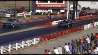 1969 Chevelle SS vs 1965 GTO