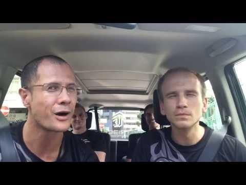 Health Fest Carpool Karaoke with the EPT Trainers