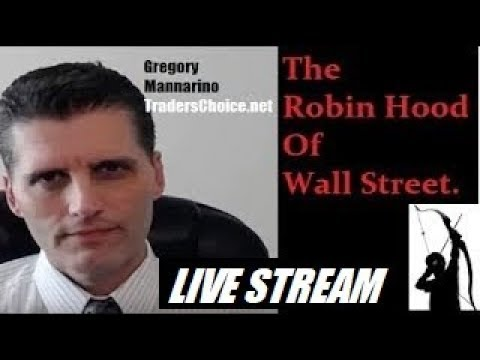 10/23/18. LIVE STREAM Post Market Wrap Up! By Gregory Mannarino