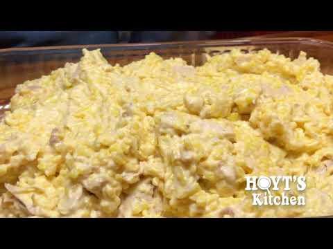 Chicken & Yellow Rice