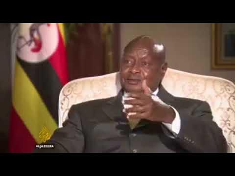 Museveni Vs Aljazeera summersized