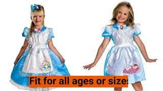 Alice in Wonderland Costumes - Halloween Cosplay