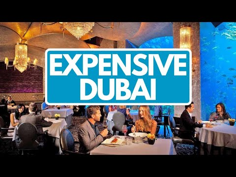 10 Most Expensive Restaurant in Dubai