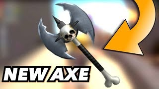 NEW AXE IN ROBLOX ASSASSIN! (Competitive Mode)