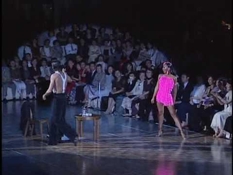 Slavik Kryklyvyy & Karina Smirnoff  Jive WSSDF2003