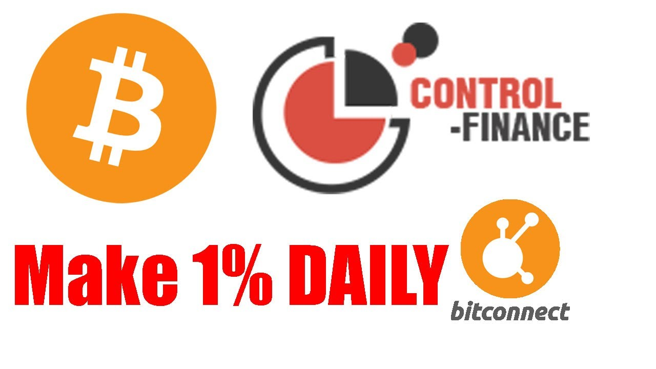 What Is Bitconnect Vs Control Finance Earn 1 Compound Interest Daily Youtube
