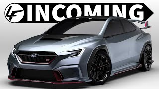 *OFFICIAL* 2022 Subaru WRX Reveal Date and MORE...