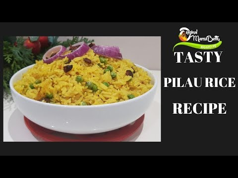VLOGMAS DAY 15: HOW TO MAKE A TASTY YELLOW RICE RECIPE (PILAU RICE)
