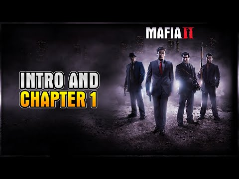 MAFIA 2 - INTRO AND CHAPTER 1 - THE OLD COUNTRY || WALKTHROUGH GAMEPLAY IN HINDI
