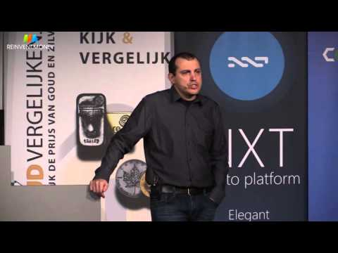 """Andreas Antonopoulos: """"50 currencies today have less intrinsic value than goat shit"""""""