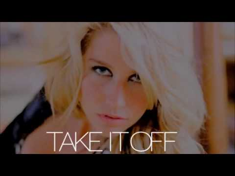 Kesha Take it Off+Lyrics+Download (New 2010) [HQ/HD]