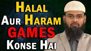 Koun Se Games   Khel Halal Hai Aur Koun Se Haram By Adv  Faiz Syed