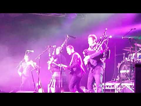 Skerryvore Ginger Grouse Gigs Barrowlands January 2018
