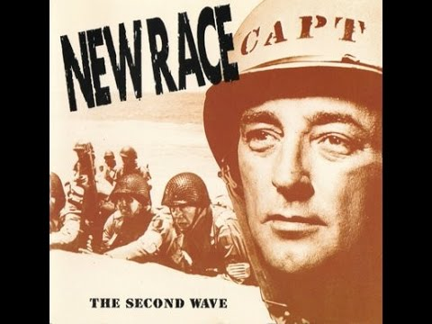 NEW RACE - The Second Wave (Full Album)