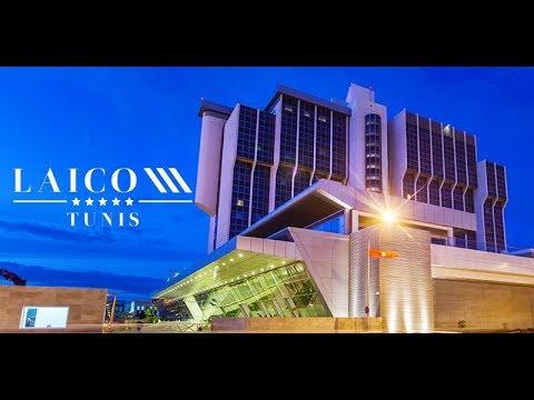 Inauguration officielle de l'Hôtel Laico à Tunis