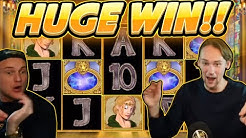 HUGE WIN! Magic Mirror Delux 2 BIG WIN - Online Slots from Casinodaddy live stream