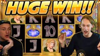 HUGE WIN! Magic Mirror Delux 2 BIG WIN - Online Slots from Casinodaddy live stream