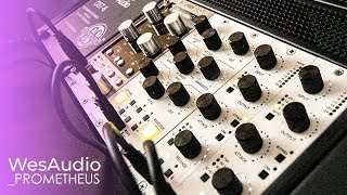 Best 500 series analog EQ ? WesAudio _PROMETHEUS /// 2bus and vocal bus