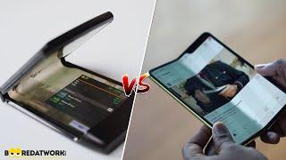 Motorola Razr vs Galaxy Fold: Which would you buy???