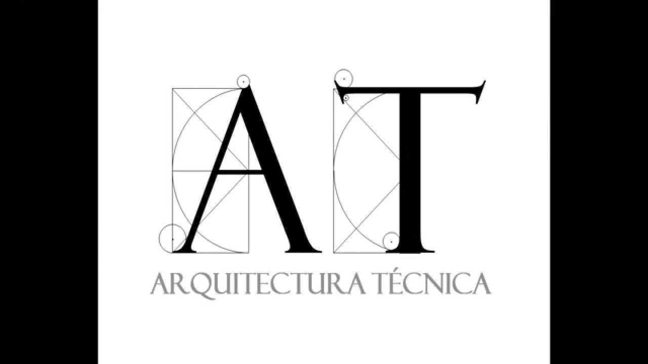 logo at arquitectura t cnica youtube