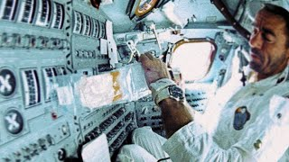 How the Common Cold Affected the Crew of Apollo 7