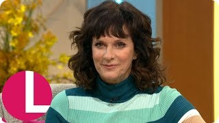 Corrie's Sian Reeves Reveals Her Character's Motives for Coming Between Tim and Sally | Lorraine