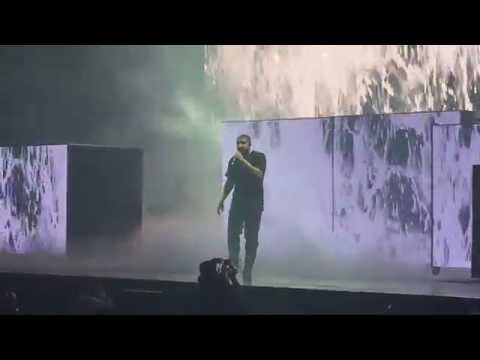 Drake - I Got All The Hits Medley - Summer Sixteen Tour - 07-24-2016 - Xcel Energy Center, St Paul