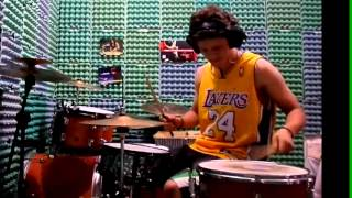 SUPERMAN - Drum Cover - Daniel Nolasco