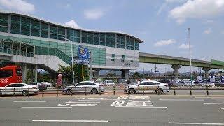 [힐링&멍때림]부산 덕두지하철역 주변거리를 걸어가보았다.(KoreaStreet In Busan Deokdu SubwayStation Part Street./韓國の釜山の道 德斗駅)