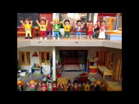 Playmobil PSY-Gangnam Style (강남스타일) Music Video