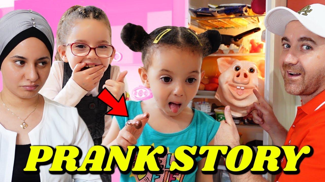 PRANK STORY FAMILY ! TOUT le MONDE y PASSE - IMPOSSIBLE DE NE PAS RIRE ! C'est TROP !!!