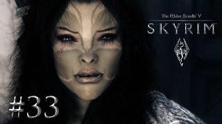 The Elder Scrolls 5: Skyrim - #33 [Дракон vs Великан]