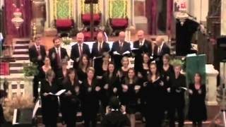 "Hail Holy Queen from ""Sister Act"" (SATB/piano)"