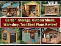 Best Shed Plans Online