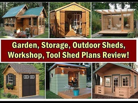 Best Shed Plans Online