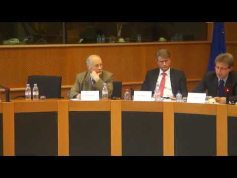 Inter-parlamentary working group EU-Russia on energy issue