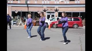 Garlynda's Fancy Feet Dancers Perform At Festival (3)