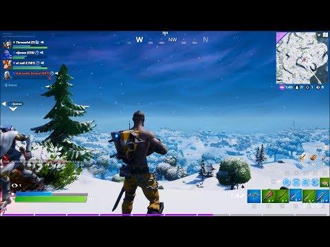 Fortnite (2020) - Gameplay PC HD