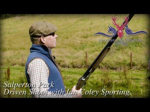 Salperton Park Driven Shoot with Ian Coley Sporting